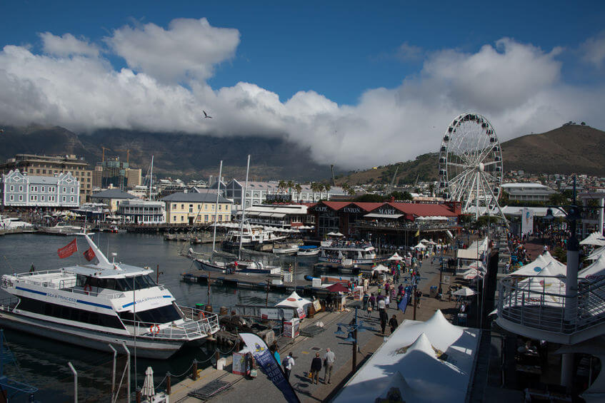 Cape Town V&A Waterfront tour